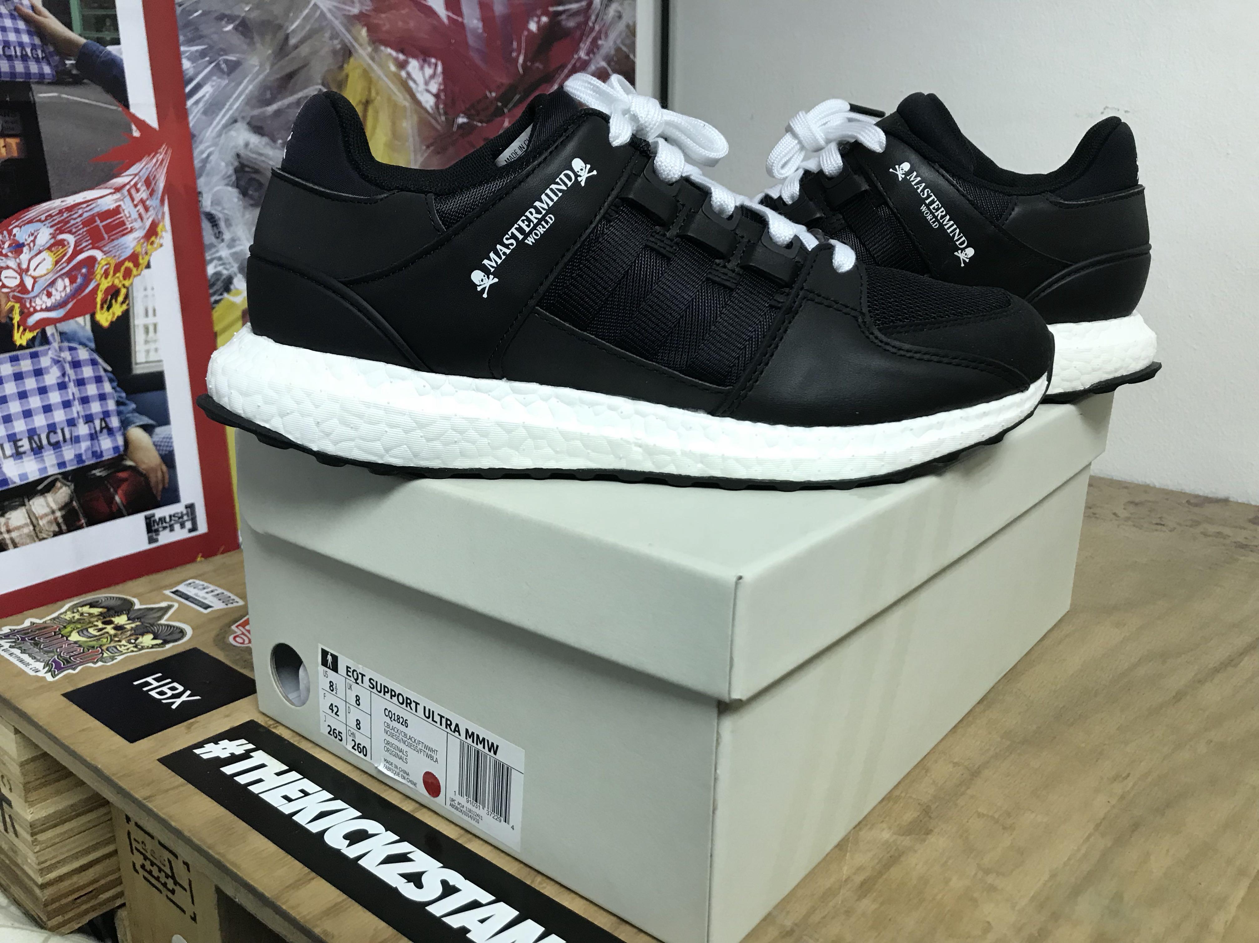 sale retailer d1af1 2194a Adidas x Mastermind eqt ultra