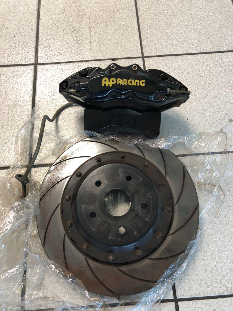AP Racing Brake Kit, Car Accessories, Tyres & Rims on Carousell