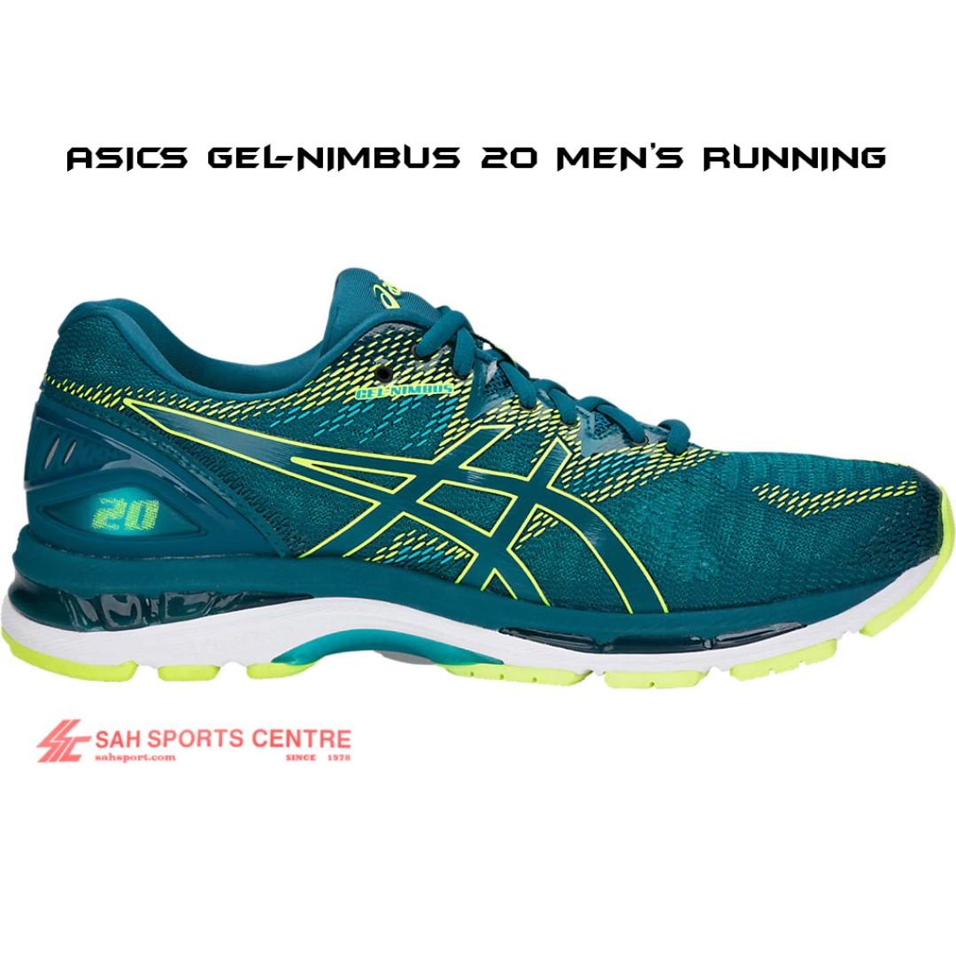 a5711837f1 Asics Gel Nimbus 20 Men s Running T800N-401