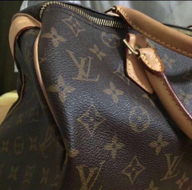 e4ba536015c Authentic Louis Vuitton Speedy 30 Monogram