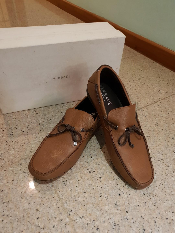 19c00eb3d15 Authentic Versace Men Shoes
