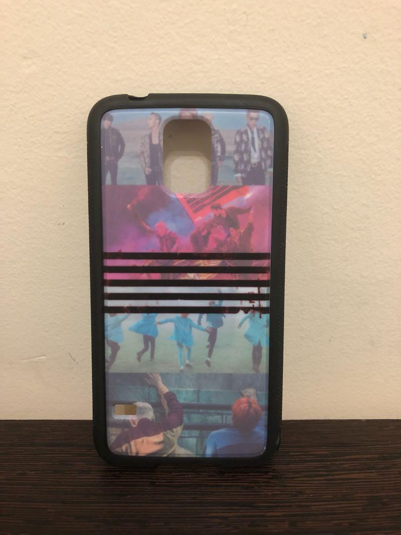 Big Bang MADE phone case