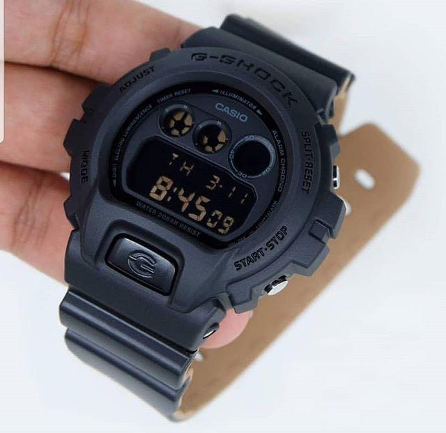 69b672e50e2b7 Brand New 100% Authentic DW6900 Black Casio Gshock Unisex Series ...