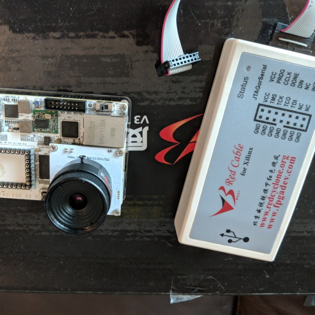 EagleGo Xilinx Zynq Vision Kit