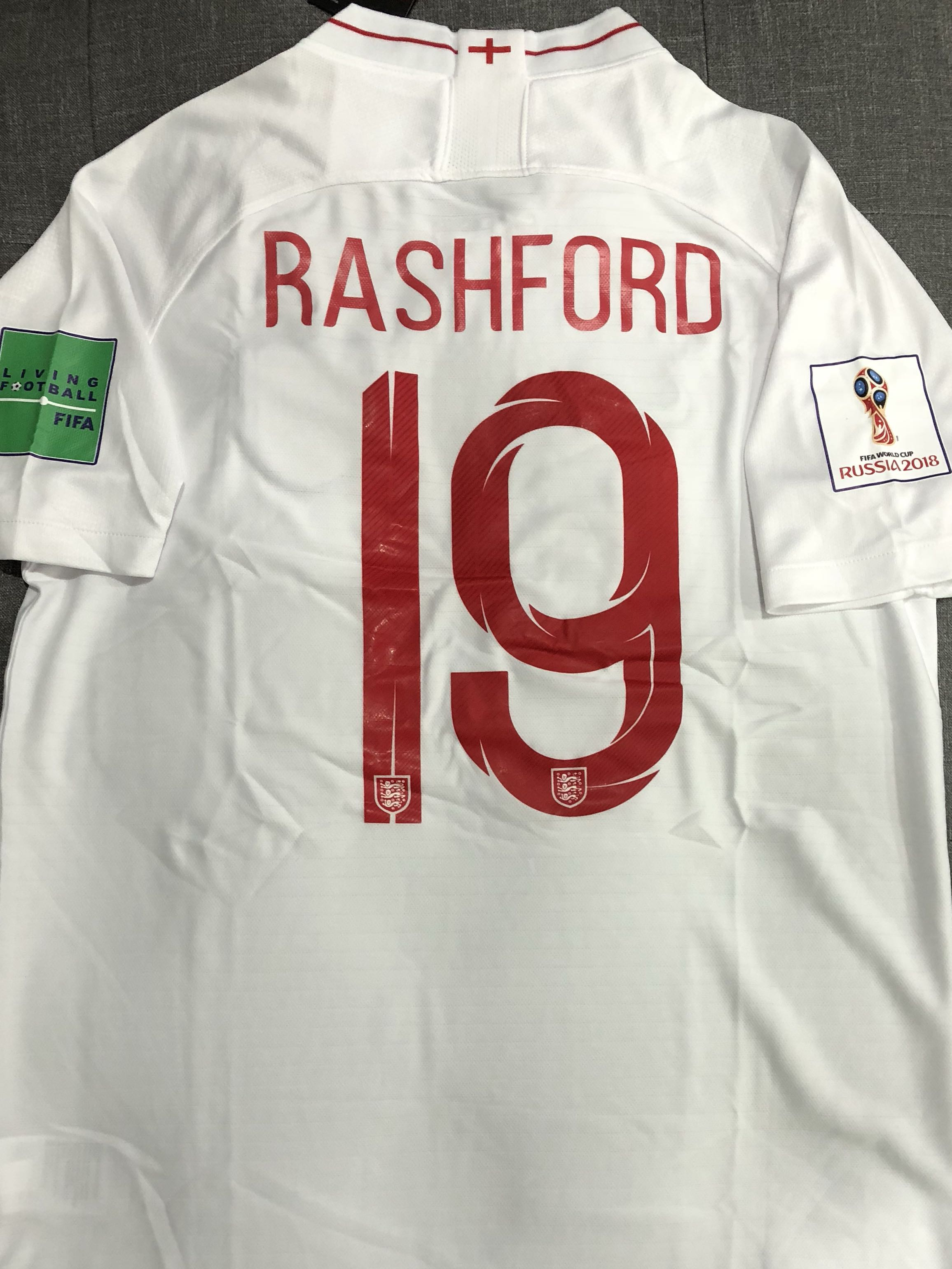 first rate 4b283 388c2 Buy England World Cup Shirts | Lixnet AG