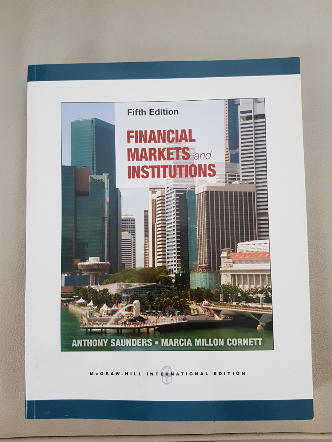financial markets and institutions books stationery textbooks rh sg carousell com
