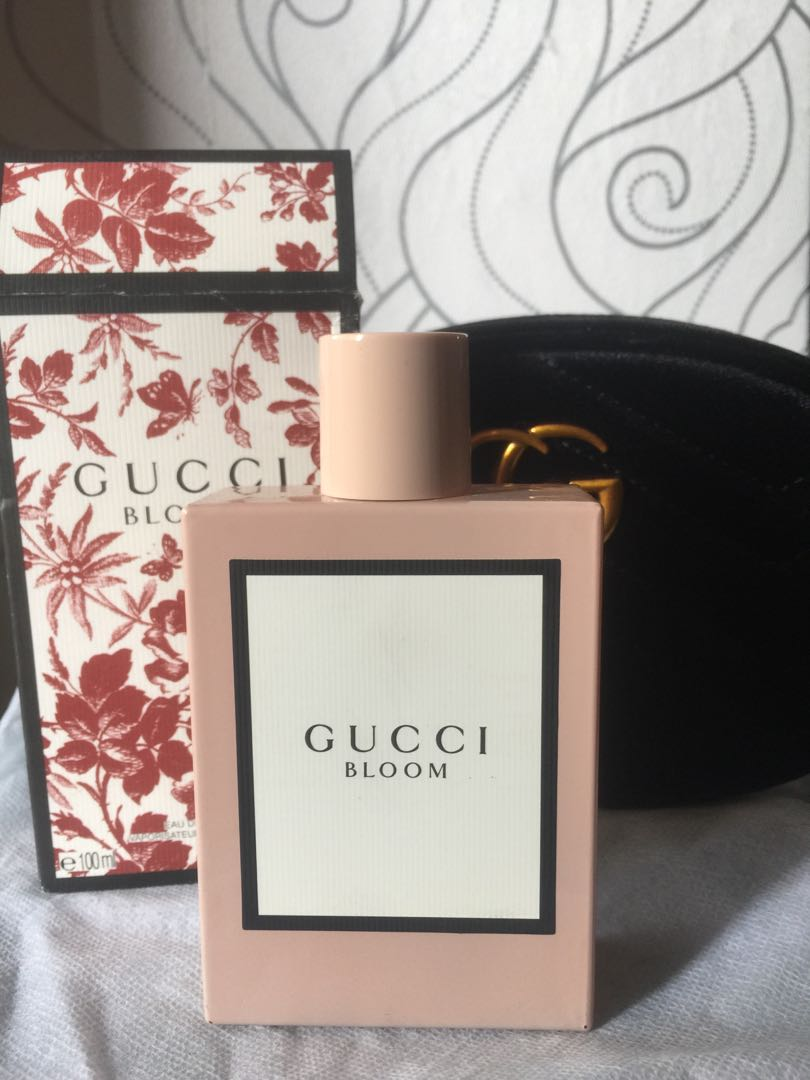 Gucci Perfume Gucci Bloom Edp Health Beauty Perfumes Nail Care
