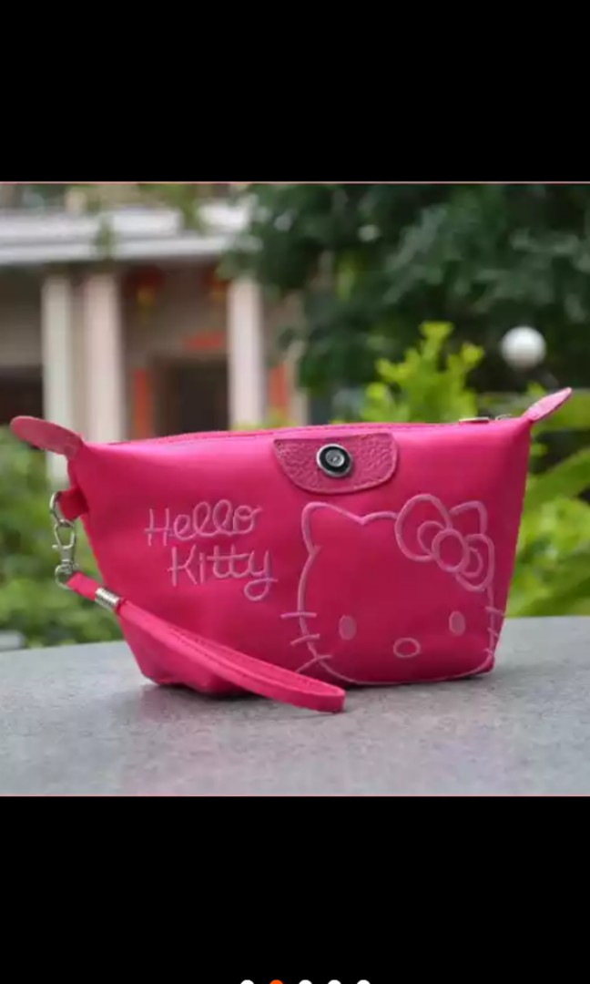 45c4b4f3c4 High Quality Hello Kitty fashionable and cute cosmetic  toiletry bag ...
