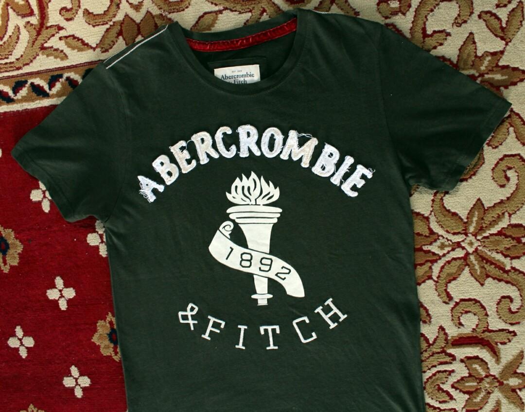 Kaos Abercrombie   Fitch M 8e8c49b62a