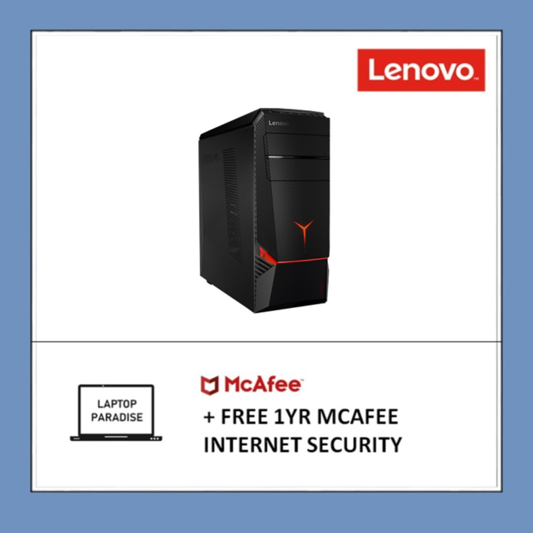 Lenovo Legion Y720t 1qmi Electronics Computers Desktops On Carousell Aigoo 2gb