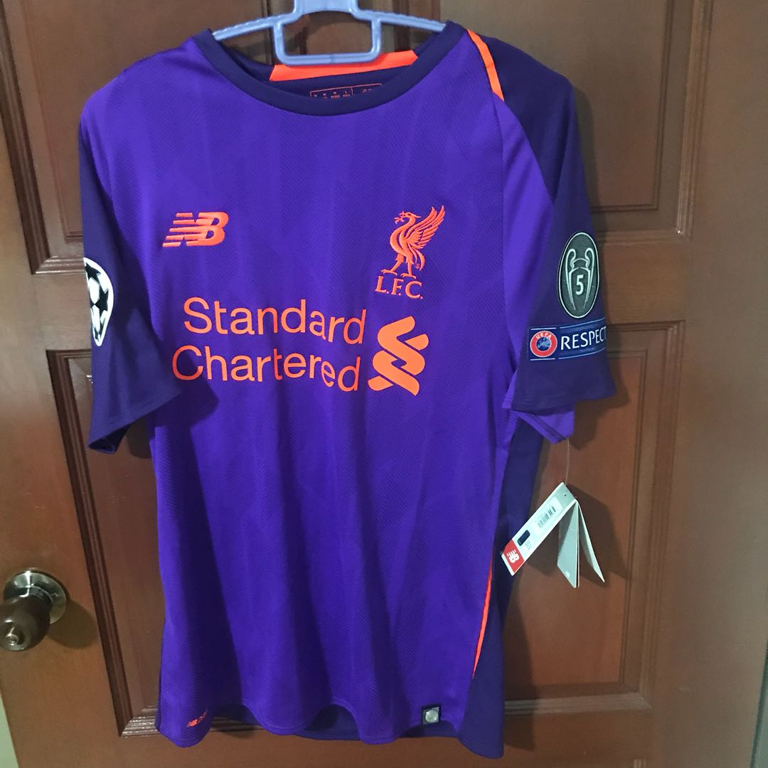 big sale 1a600 ac250 Liverpool FC 2018/19 Player Version Elite Jersey, Sports ...