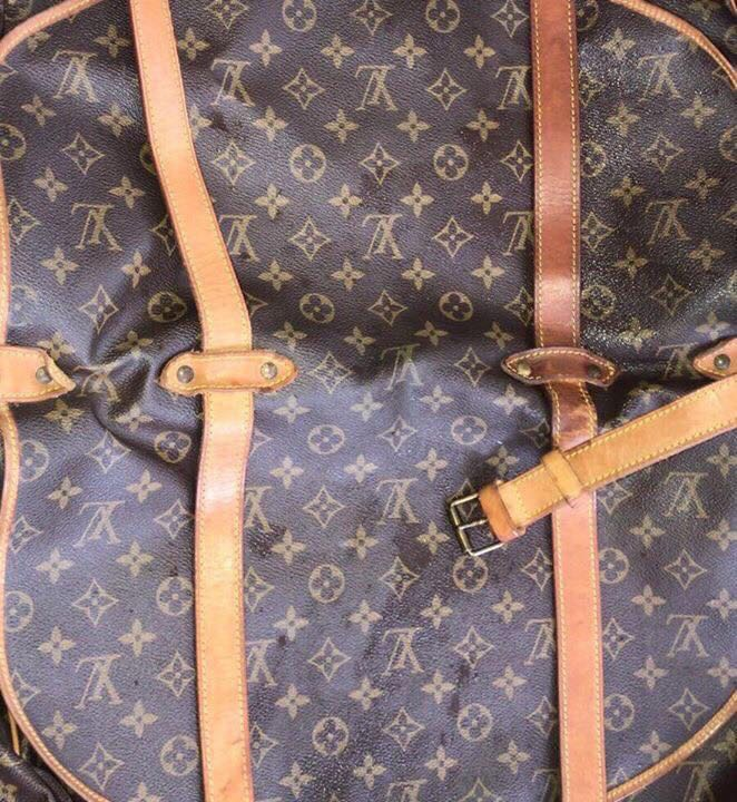 3ea37c2f7c Louis Vuitton Bag Cleaning Specialist Team At Milan Artisan ...