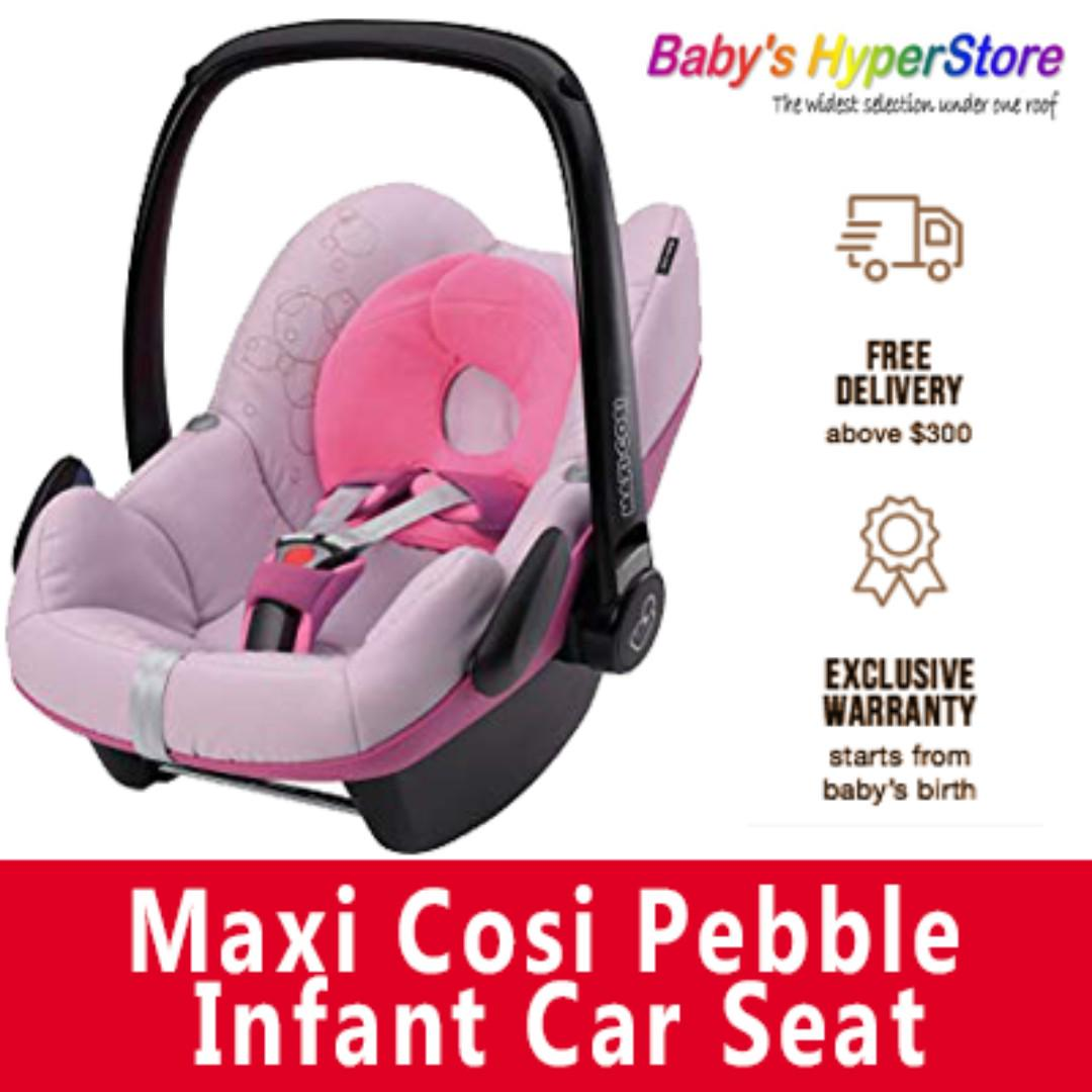 Maxi Cosi Pebble Infant Car Seat