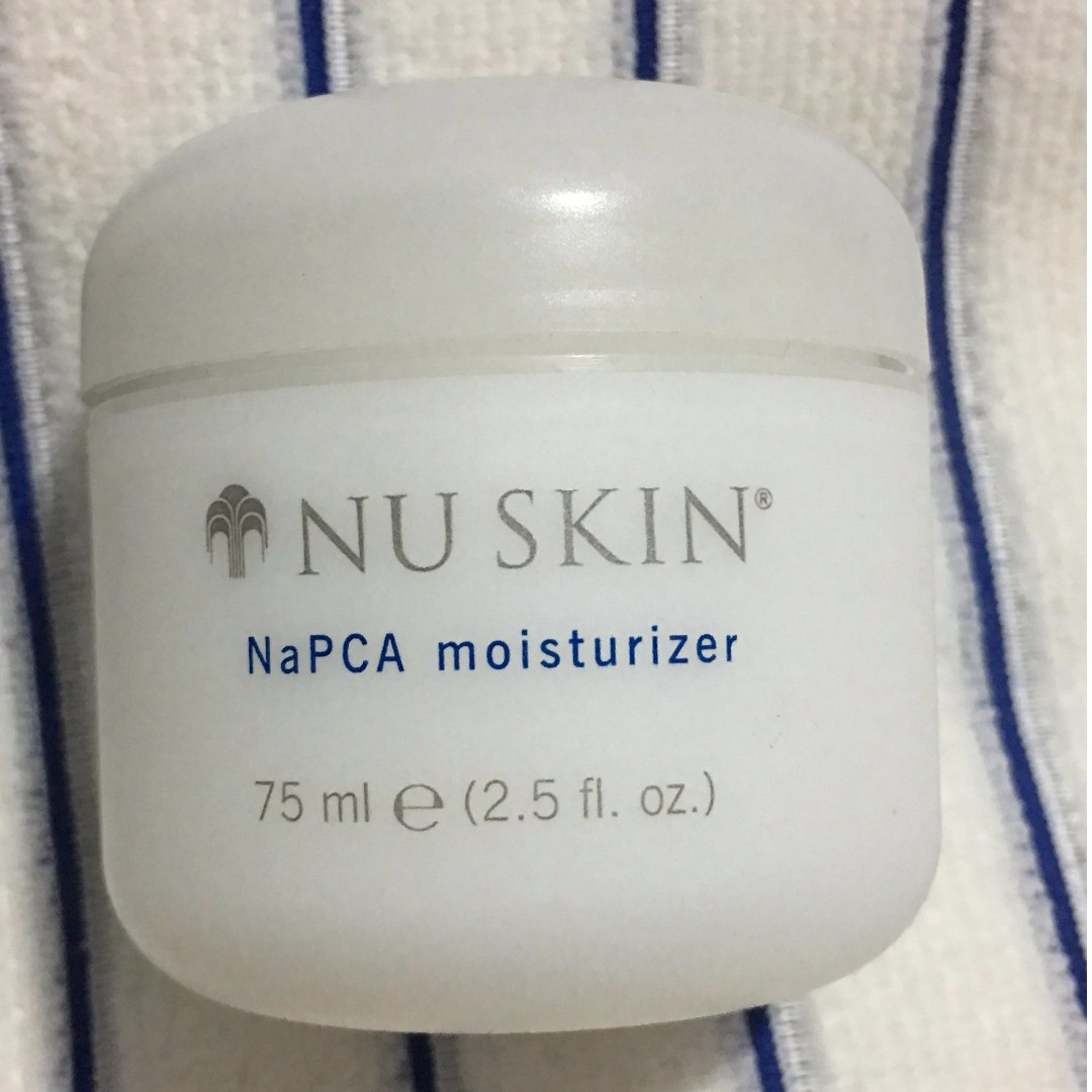 Napca Moisturer Preloved Health Beauty Skin Bath Body On Moist Carousell