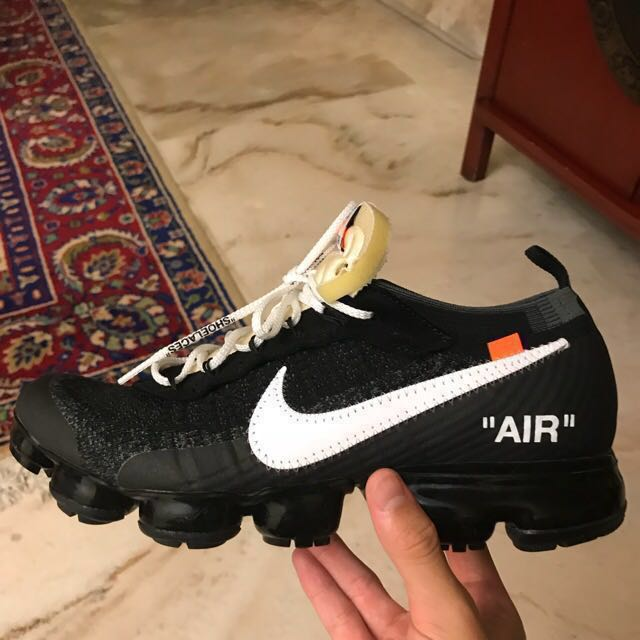 8e8ad83c2b NIKE OFF-WHITE VAPORMAX , Men's Fashion, Footwear, Sneakers on Carousell