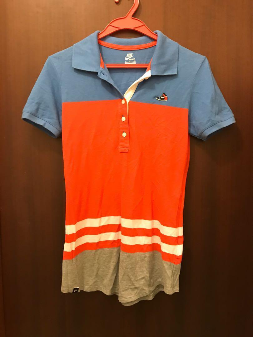 Nike Polo Shirt Authentic