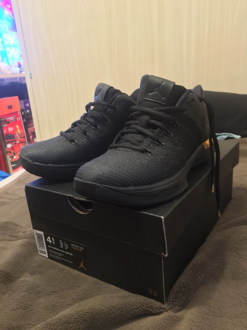 09819c53b2ad38 Original Air Jordan XXXI Low BG 31