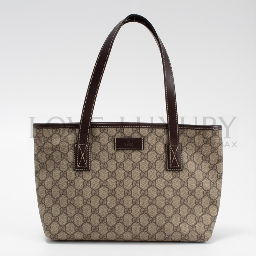 ef05abe58f8c Preowned Gucci, Small Tote Bag - 211138 (POB0006365), Luxury, Bags ...