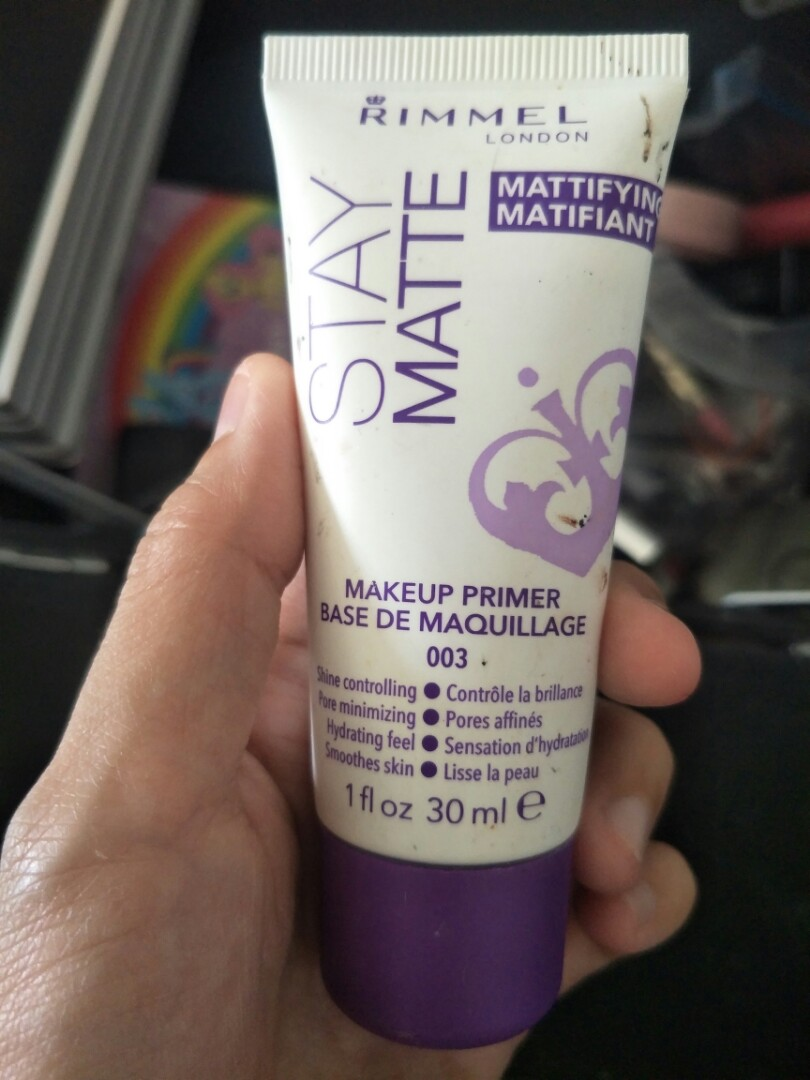 Rimmel Stay Matte Health Beauty Makeup On Carousell Trio 1 Photo