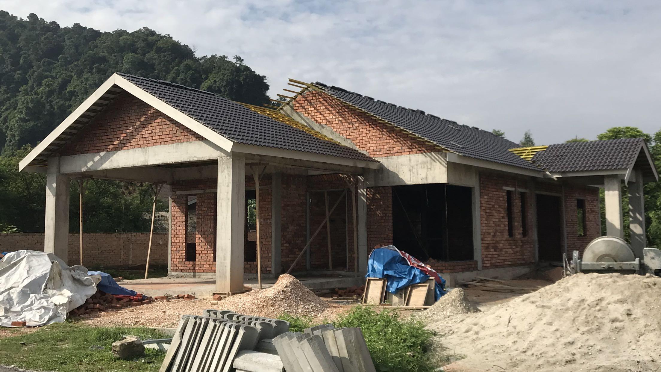 Rumah Banglo Setingkat Di Rpt Batu 8 Ulu Kinta Ipoh Property Untuk Dijual Carou