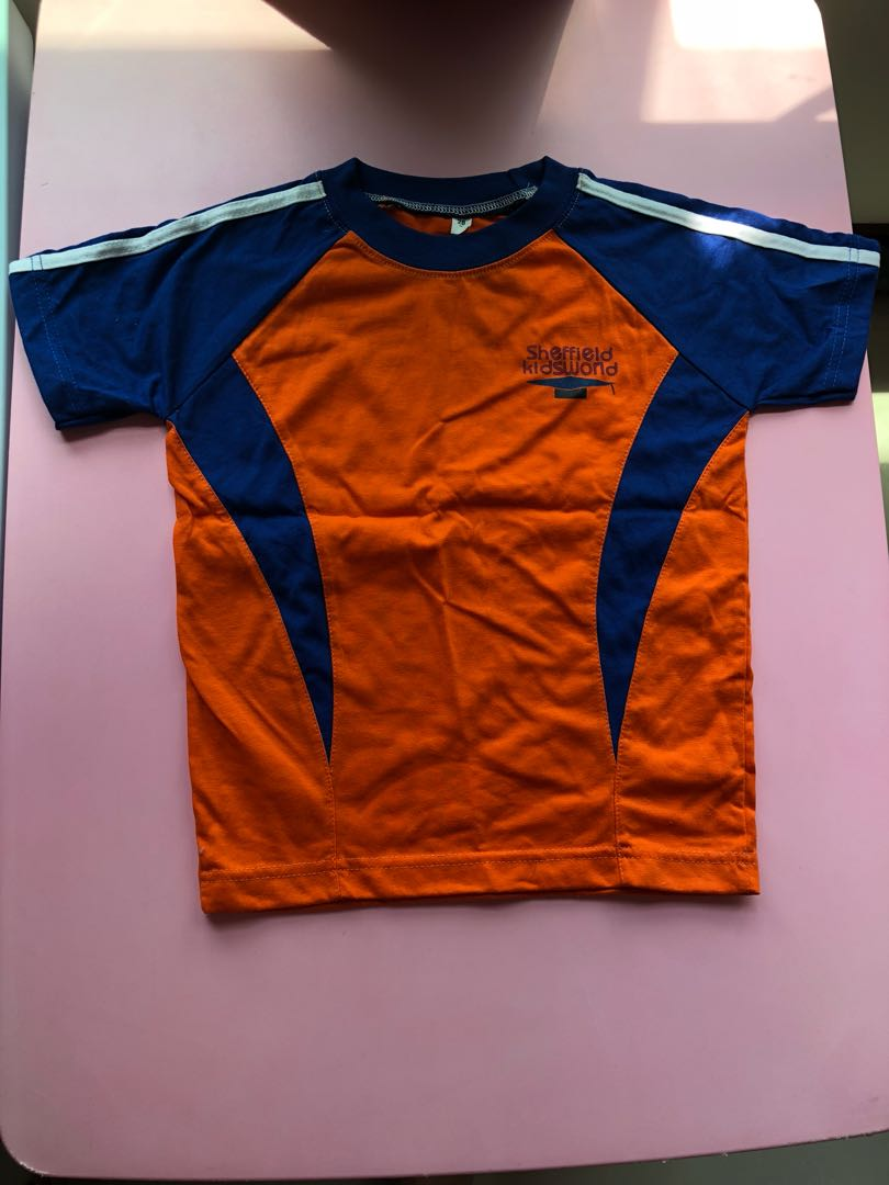 c2bdb906226ea0 Sheffield KidsWorld Uniform 4 sets (unisex)