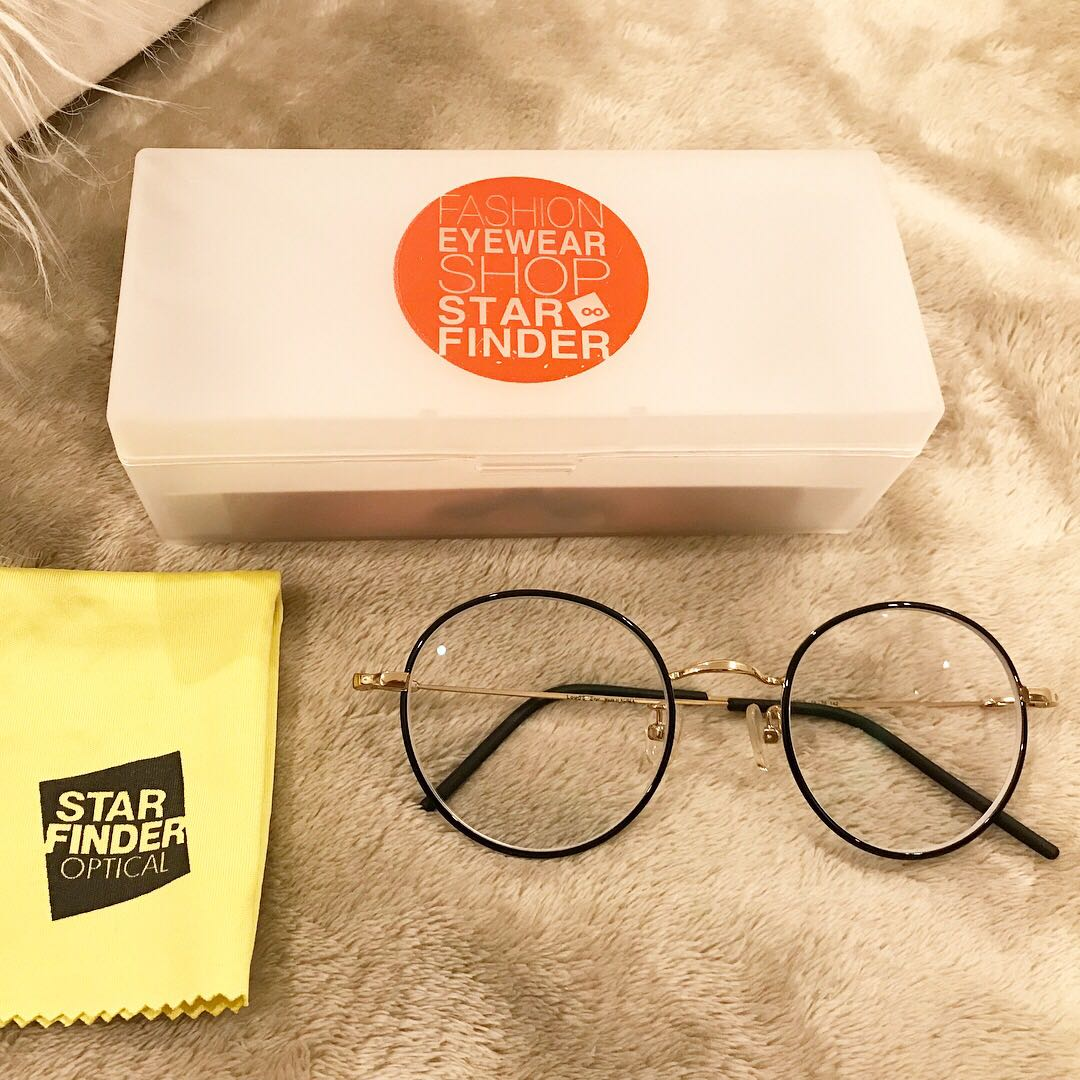 Star Finder Eyeglasses, Women s Fashion, Accessories on Carousell c89f24a106ea