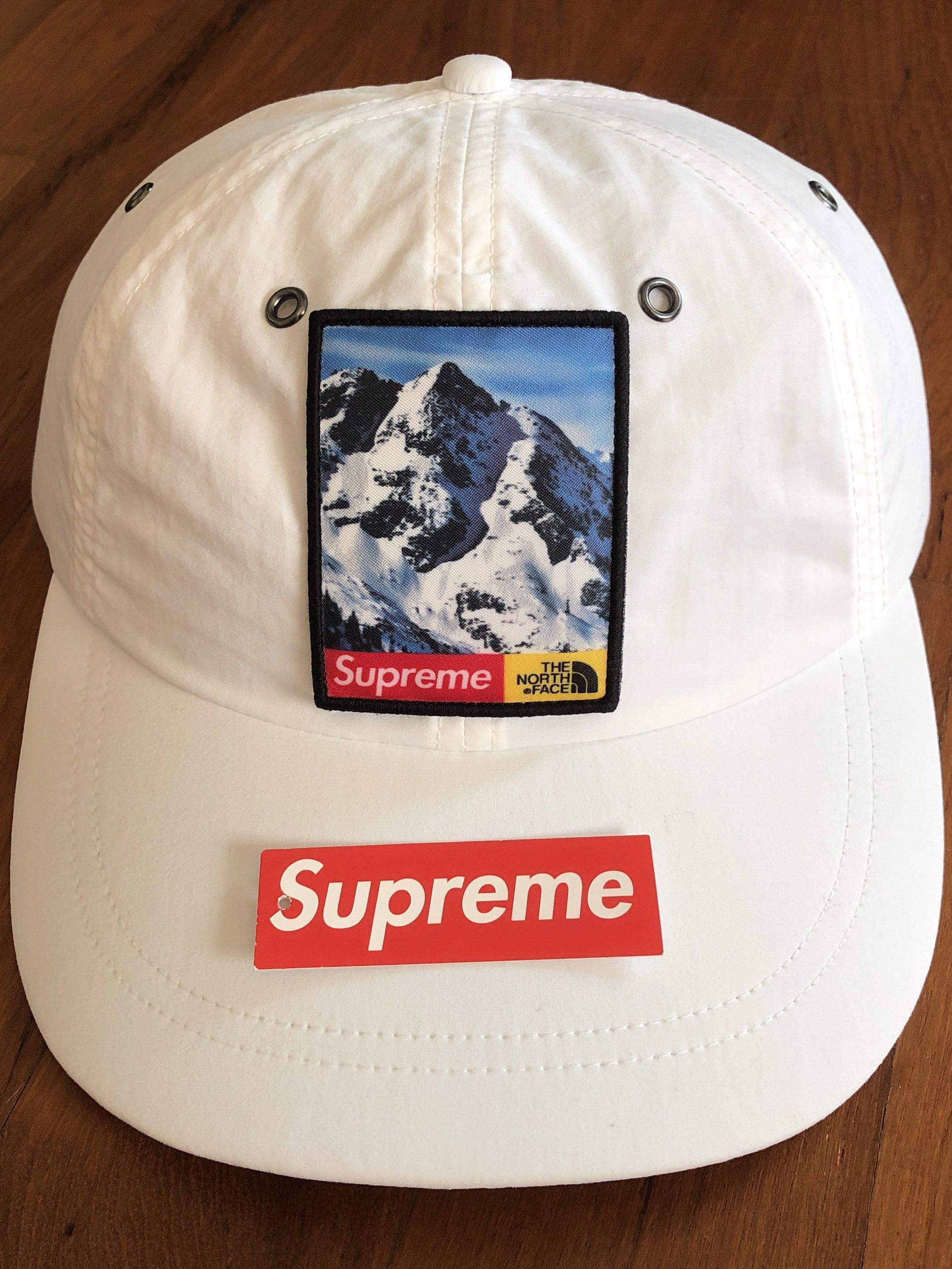 STEAL)Supreme The North Face cap (tnf) 8cad3ed787da