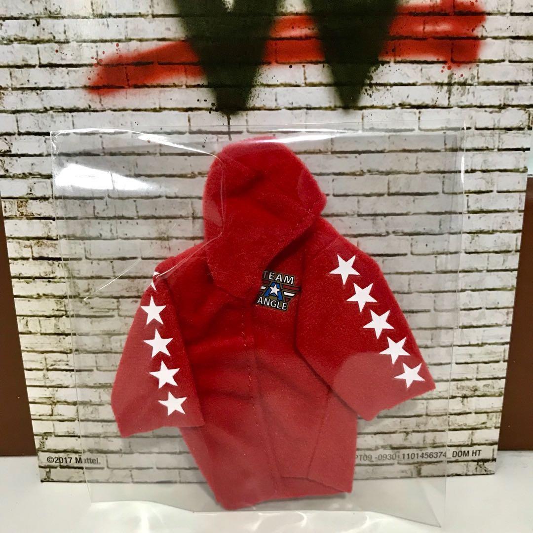 eb83a1a5 WWE Kurt Angle's Hoodie Jacket, Toys & Games, Bricks & Figurines on ...