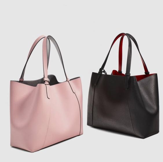 Image result for tote bags zara