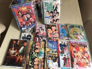 Vcds & DVDs Chinese Teochew Cantonese shows