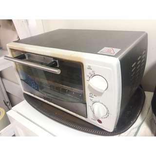 小焗爐 附送復古銅色托盤墊Oven多士爐烤箱 tray