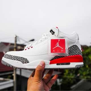 Air Jordan 3 Retro Katrina BNIB