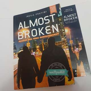 Novel Almost Broken
