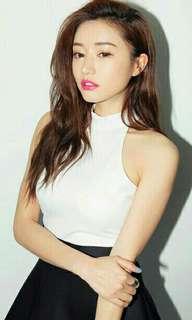 🚚 StyleNanda CropTop削肩短版上衣 korea 3CE Slymoussy 海灘度假風 伴娘dress Zara