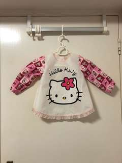 Hello Kitty Art Apron for kids
