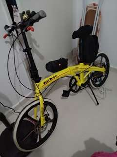 Gtr, folding bicycle, folding bike, foldable bicycle, foldable, bmx, bicycle, bike