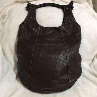 Bcbg max azria leather bag