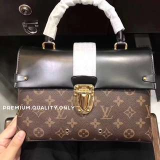 LV One Handle Flap Bag MM