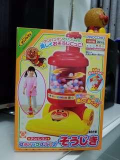 購自日本 麵包超人吸塵機