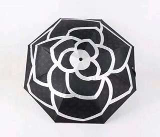 Chanel Camellia umbrella (box set)