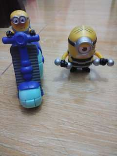 2in1 Minions Toys