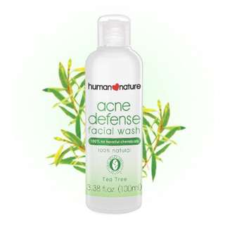 Acne Defense Facial Wash ( 100ml )