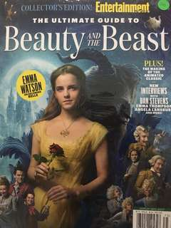 Beauty and the Beast Magazine