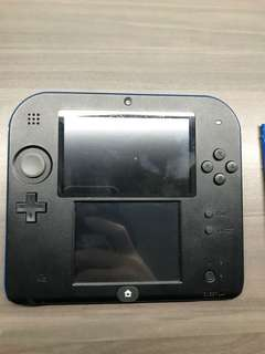 Nintendo 2DS CFW with 32GB SD CARD