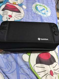 Nintendo Switch Tomdoc premium protective pouch
