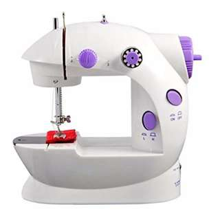 Mesin Jahit Mini Portable Sewing machine