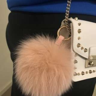 fendi fur ball 13-18CM  訂做, no logo !!!!