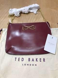 Brand new Ted Baker Crossbody Bag 全新側咩袋