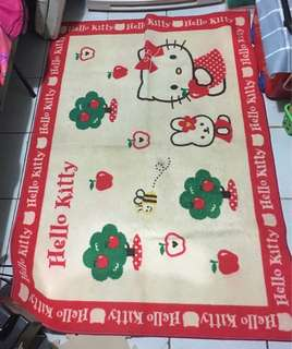 Original Hello Kitty Carpet