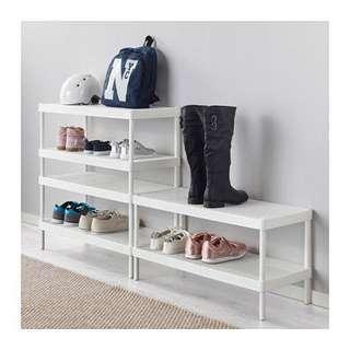 Ikea Mackapar Shoe Rack